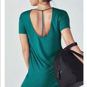 Short dress or long tee